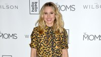 Kristen Bell Hello Bello Brand Launch Wearing Adam Lippes Nickelodeon Coronavirus Town Hall