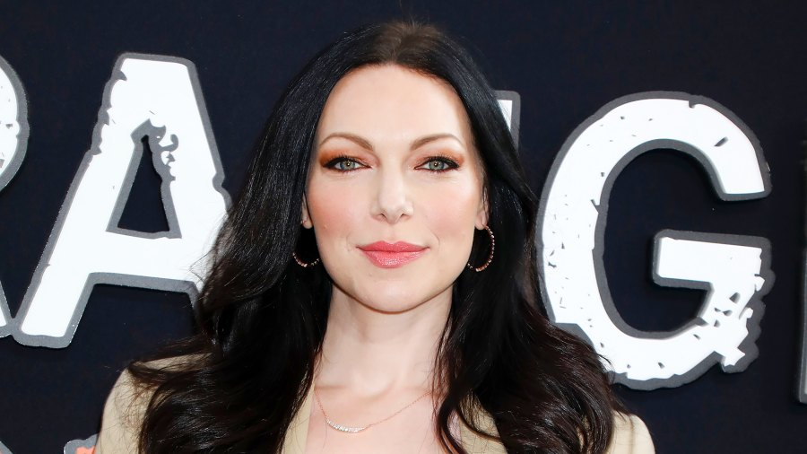 Laura Prepon taught Bulimia by mother