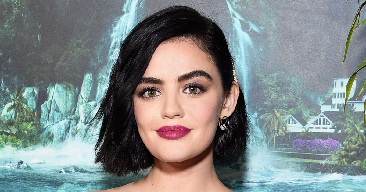 Lucy Hale's 'Most Painful' Tattoo Might Surprise You