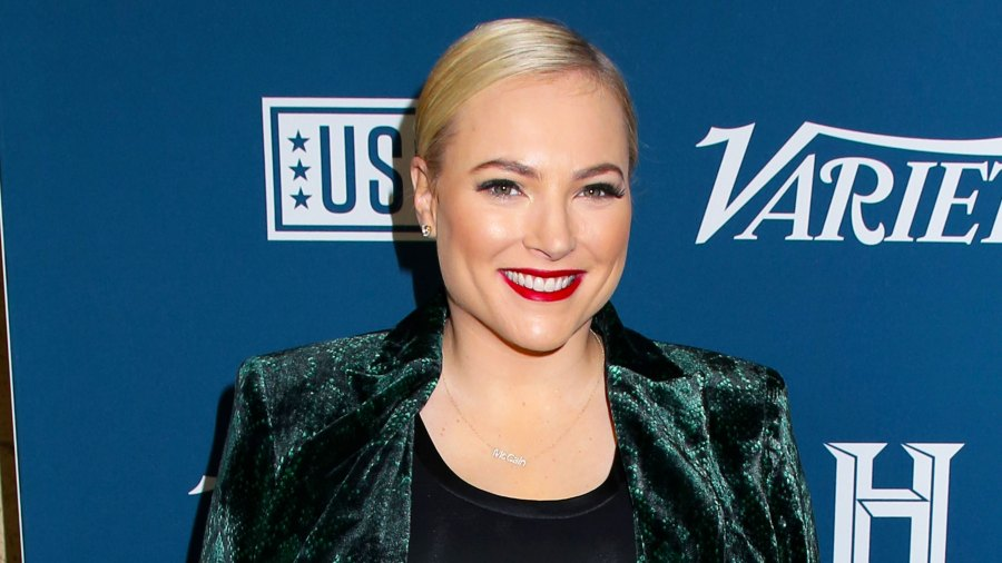 Meghan McCain Is Pregnant, Expecting First Child With Husband Ben Domenech