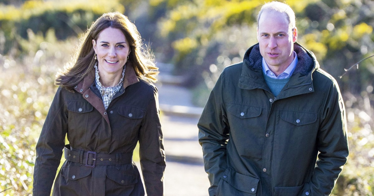 Prince William and Duchess Kate Urge People to 'Look After' Mental Health
