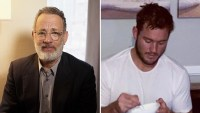 Tom Hanks Colton Underwood coronavirus p