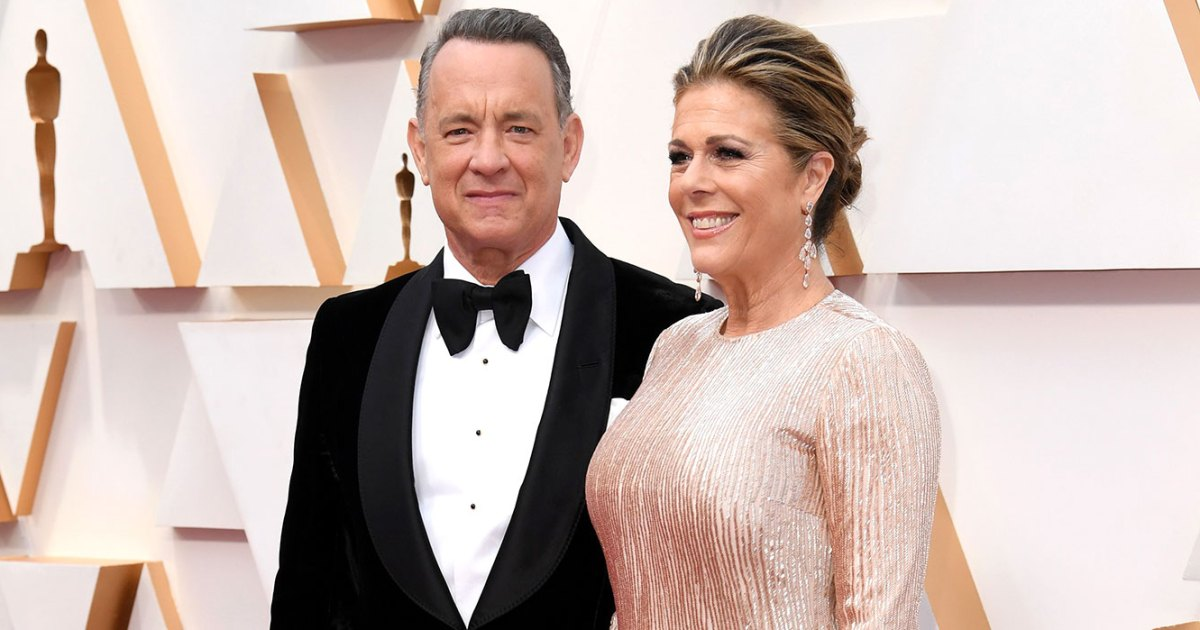 Tom Hanks, Rita Wilson All Smiles Back in L.A. After Coronavirus Illness