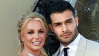 Britney Spears Says She Loves Boyfriend Sam Asghari 'More Than Anything'