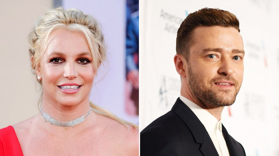 Britney Spears Calls Ex Justin Timberlake a 'Genius,' Dances to His Song