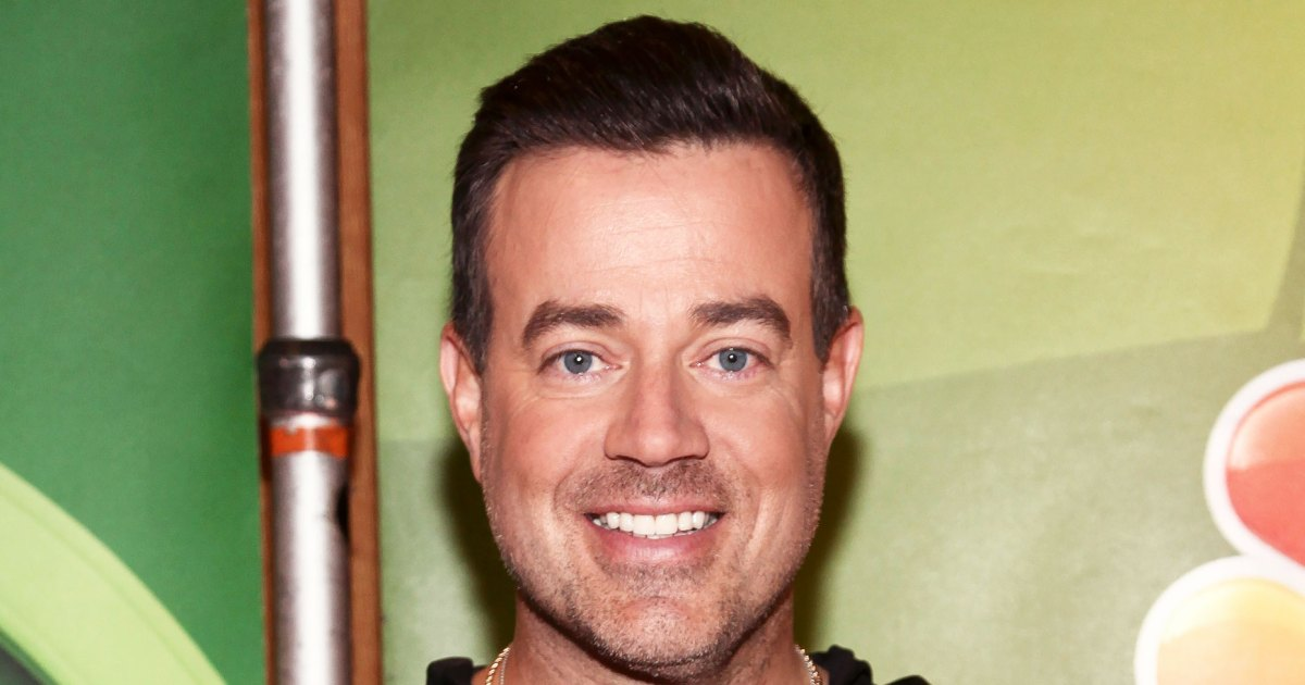 Watch Carson Daly Cut His Own Hair Live on the 'Today' Show