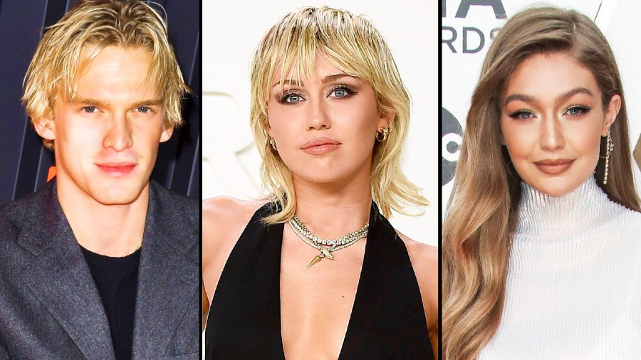 Cody Simpson Dishes On Inspiring Girlfriend Miley Cyrus Ex Gigi Hadid