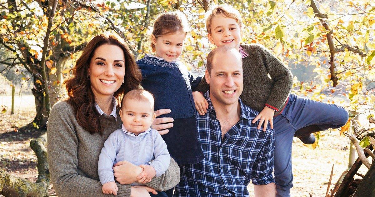 How Duchess Kate Is Entertaining Her Kids During Quarantine