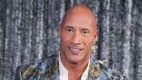 The Rock's Pre-Shower Ritual Is Too Cute We Can Hardly Handle It