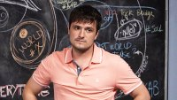 Derek Wilson and Josh Hutcherson in Future Man What To Watch This Week While Social Distancing