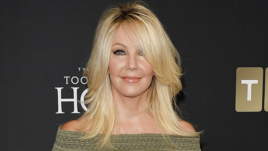 Heather Locklear Celebrates 1 Year of Sobriety With an Inspirational Message