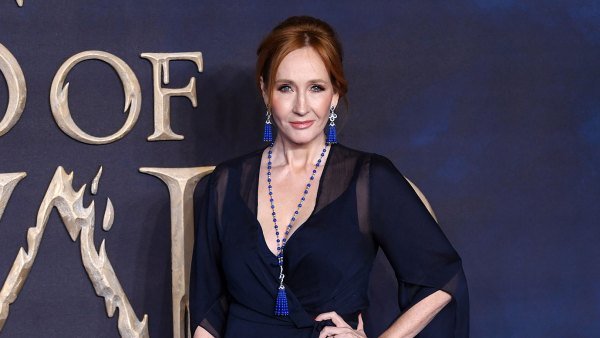 J.K. Rowling Brings Magic to Quarantine With Harry Potter at Home