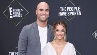 Jana Kramer Jokes About What Will Lead to Divorce With Mike Caussin Peoples Choice Awards