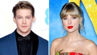 Joe Alwyn Is Quarantine With Taylor Swift and Her Cats 2