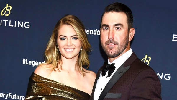 Justin Verlander and Kate Upton for an update to the gallery about stars giving back amid coronavirus