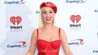 Katy Perry iHeartRadio Jingle Ball Dolce & Gabbana Good Mom Toughest Bitch