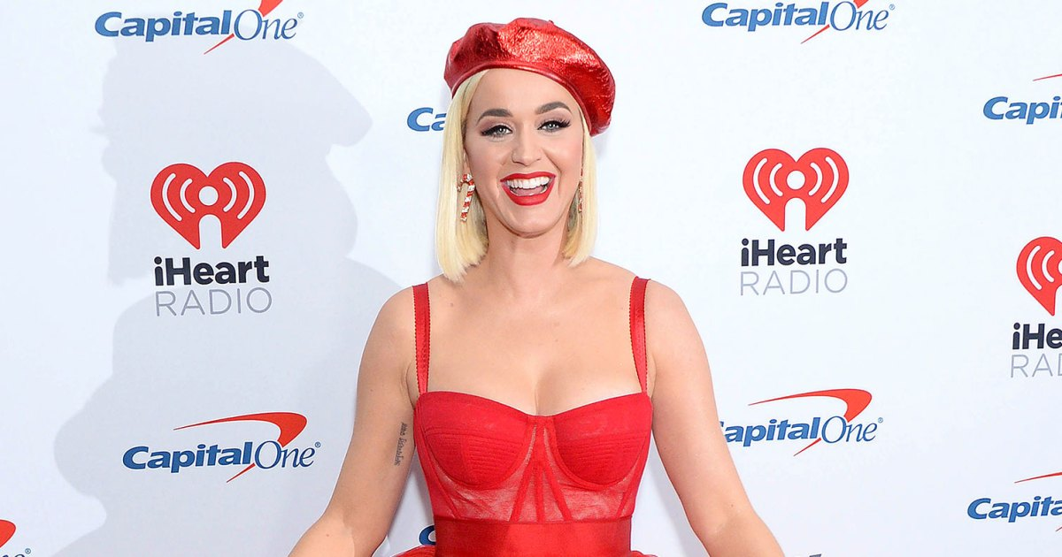 Pregnant Katy Perry Says She's Going to 'Be a Good Mom': I'm the 'Toughest'
