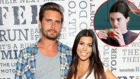 Kendall Jenner Thinks Kourtney Kardashian Hasnt Dealt With Scott Disick Breakup