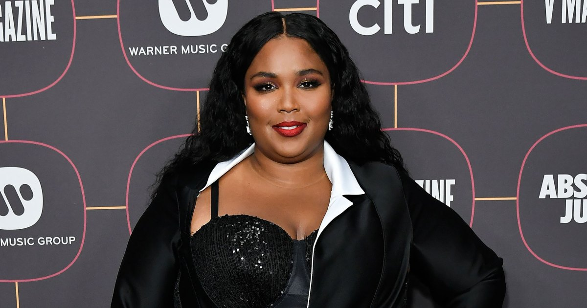 Lizzo's Sexiest Nearly Naked Looks On and Off the Red Carpet: Pics