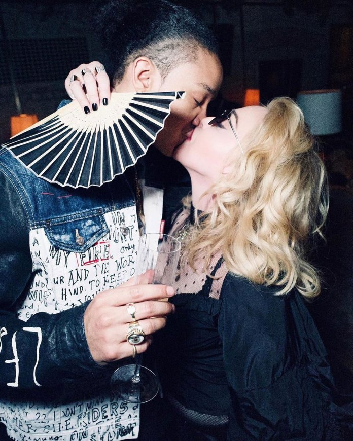 Madonna Shares Special Tribute for Her 26-Year-Old Boyfriend