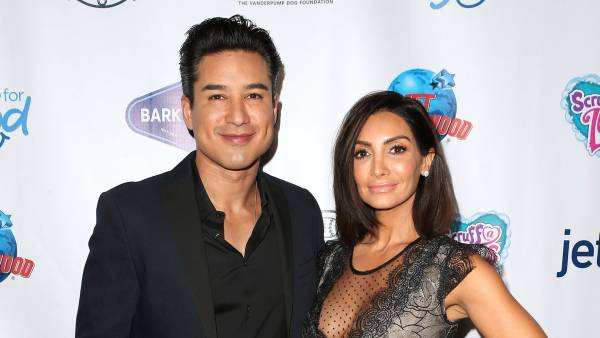 Mario Lopez Thinks He and Courtney Mazza Might Have a Quarantine Baby