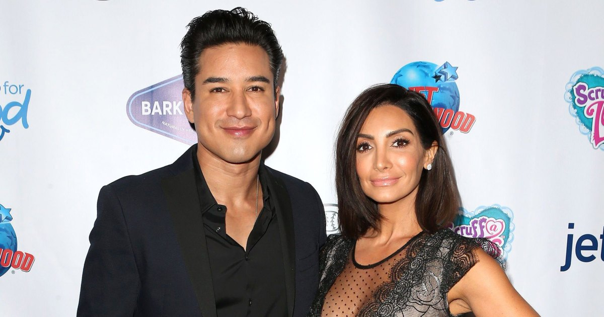 Mario Lopez And Courtney Mazza Might End Up With A Quarantine Baby