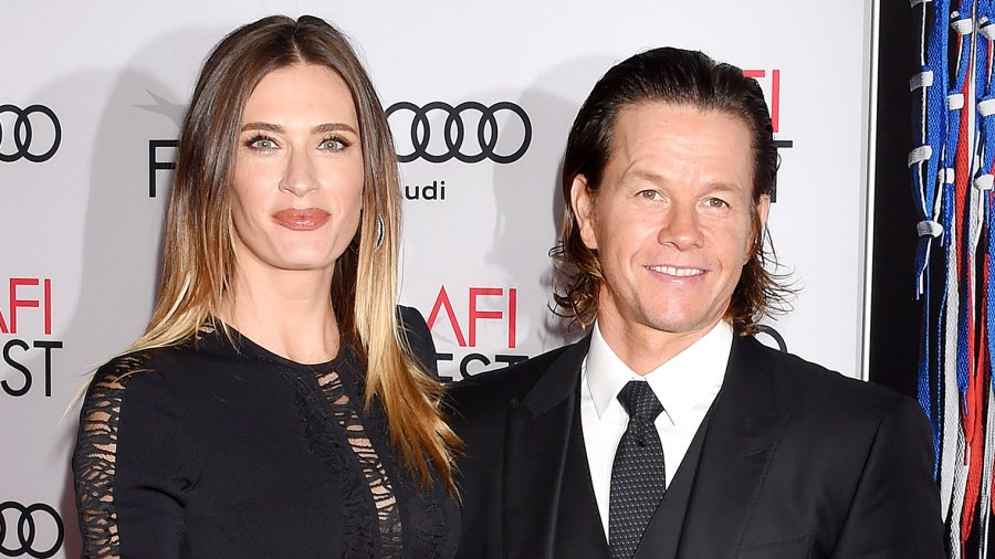 Mark Wahlberg Shares Sweet Throwback Photo With Wife Rhea From When They First Started Dating More Than 10 Years Ago