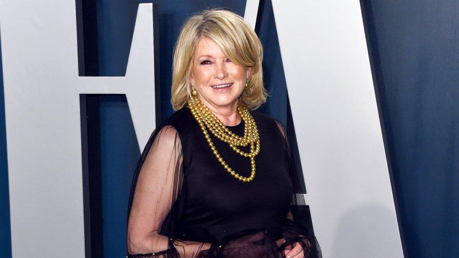 Martha Stewart Writes Incomprehensible Instagram Comment After Drinking
