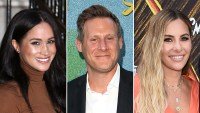 Meghan Markle's Ex-Husband Trevor Engleson Expecting First Child With Wife Tracey Kurland