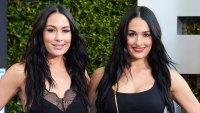 Nikki Bella and Brie Bella Detail Their 'Exact Same' Pregnancy Symptoms