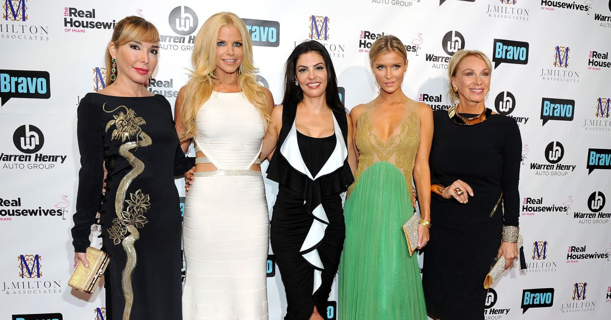 Real Housewives of Miami' Stars: Where Are They Now?