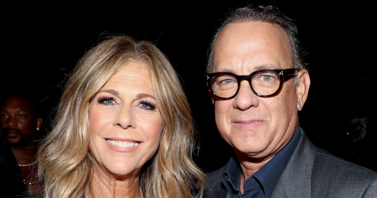Rita Wilson Reveals What Made Her Fall in Love With Tom Hanks When They Met