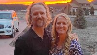 Sister Wives Christine and Kody Brown Celebrate Their Anniversary in Quarantine