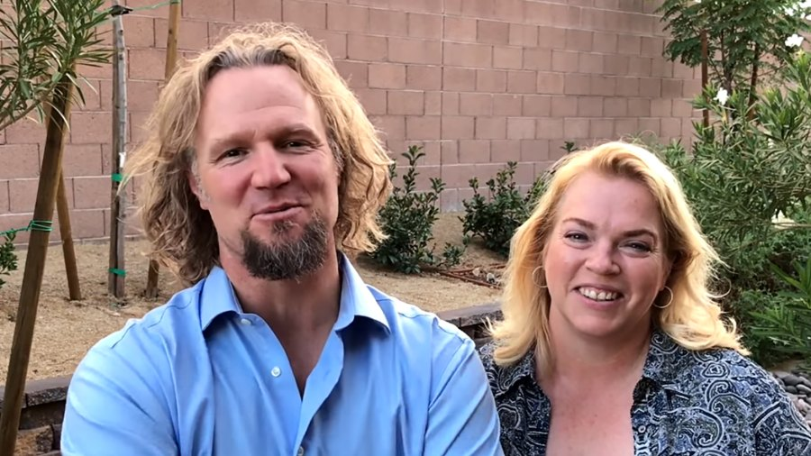 Sister Wives Kody and Janelle Brown