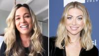 Teddi Mellencamp Says Stassi Schroeder Convinced Her Husband Edwin Arroyave to Name Newborn Daughter Dove