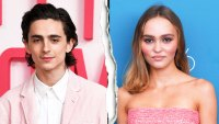 Timothee Chalamet and Lily-Rose Depp Split After More Than 1 Year of Dating