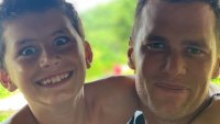 Tom Brady FaceTimes His Son Benjamin Amid Quarantine