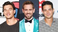 Tyler Cameon Nick Viall and Wells Adams Bachelor Nation Weighs In on Us' Pick a Quarantine Mansion