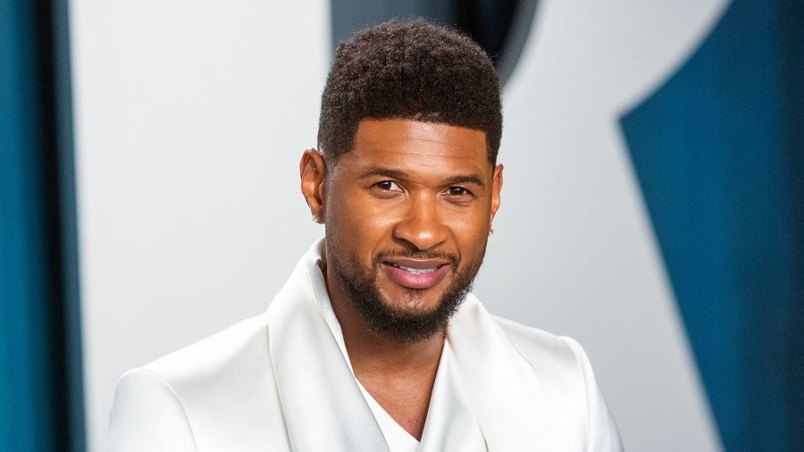 Usher attends the Vanity Fair Oscar Party Usher Reveals the Most Bizarre Food He's Eaten While in Quarantine