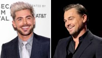 Zac Efron Leonardo DiCaprio Burnt the Waffles During Our Breakfast
