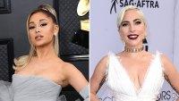Ariana Grande BF Dalton Gomez Makes Cameo in Lady Gaga Video