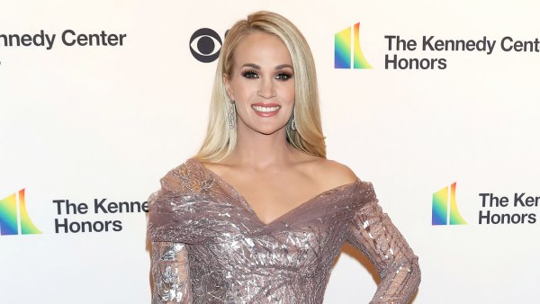 Carrie Underwood's Red Carpet Style Evolution Is a Must-See