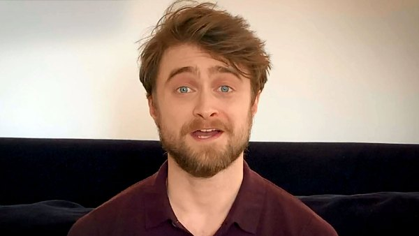 Daniel Radcliffe Returns Harry Potter Roots Reading Aloud 1st Chapter Series Debut Book