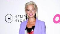 Dorinda Medley Purple Pants Purple Jacket Vulnerable RHONY