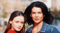 Gilmore Girls Then and Now