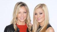 Ava Sambora Wears Mom Heather Locklear's 20-Year-Old Bon Jovi Tee