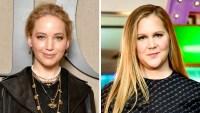Jennifer Lawrence Talks Quarantine Drinking Habits With Amy Schumer
