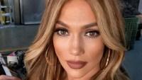 Jennifer Lopez Manicurist Tom Bachik