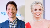 Justin Long Britney Spears Was Really Sweet While Filming Crossroads