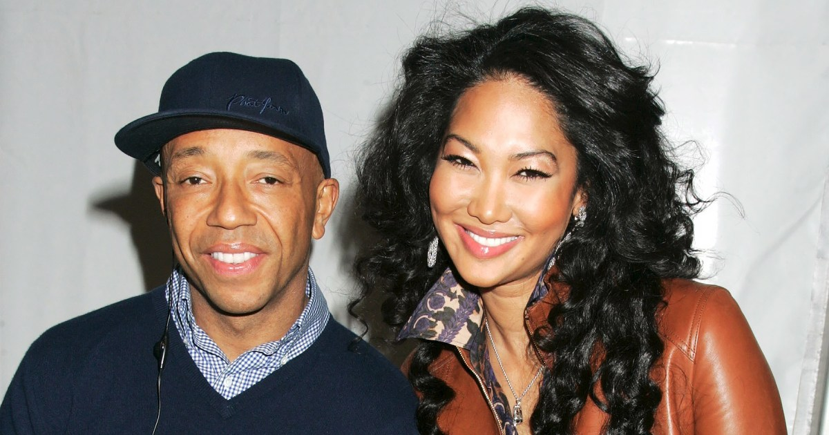 Kimora Lee Simmons Shares Coparenting Dynamic With Ex Russell Amid Quarantine
